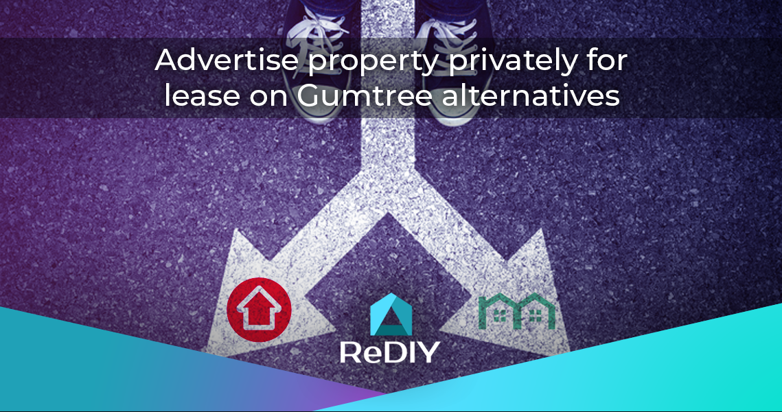 Advertise property privately for lease on Gumtree alternatives