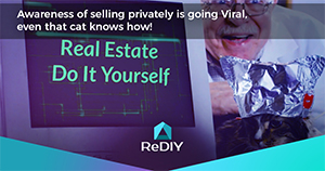Awareness of selling privately is going Viral, even that cat knows how!