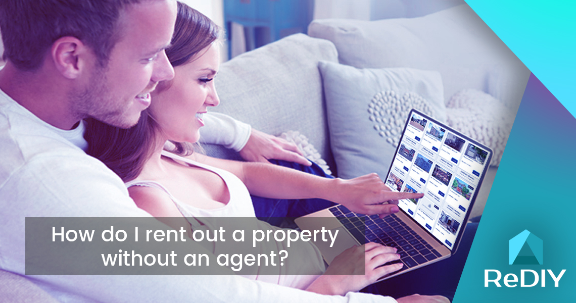 How do I rent out a property without an agent?