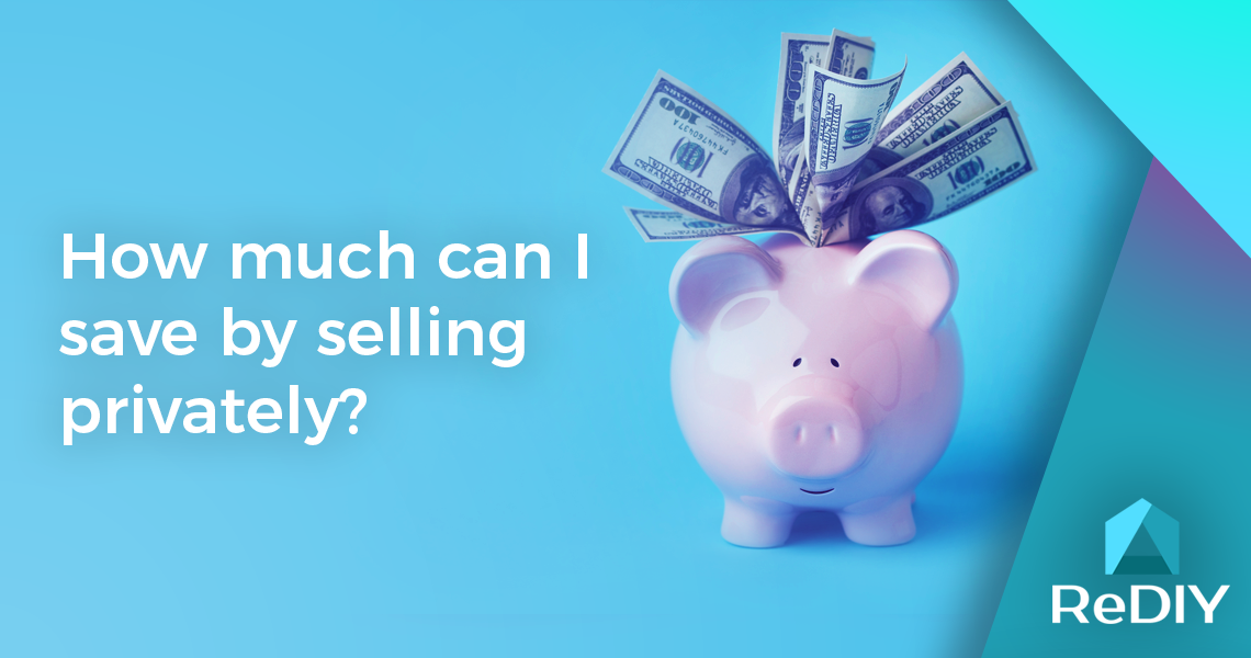 How much can I save by selling privately?