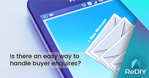 There is an easy way to handle buyer enquires?