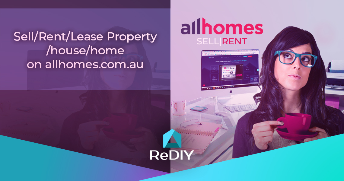 Sell Rent Property house home on allhomes.com.au
