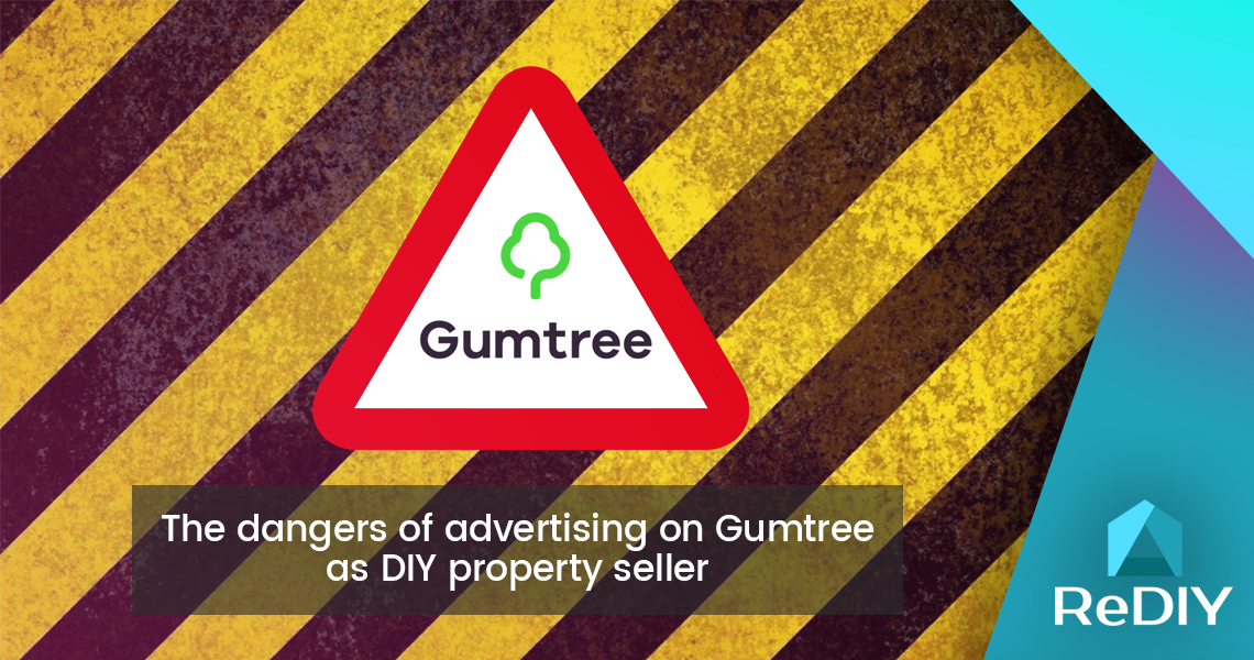 The dangers of advertising on Gumtree as DIY property seller