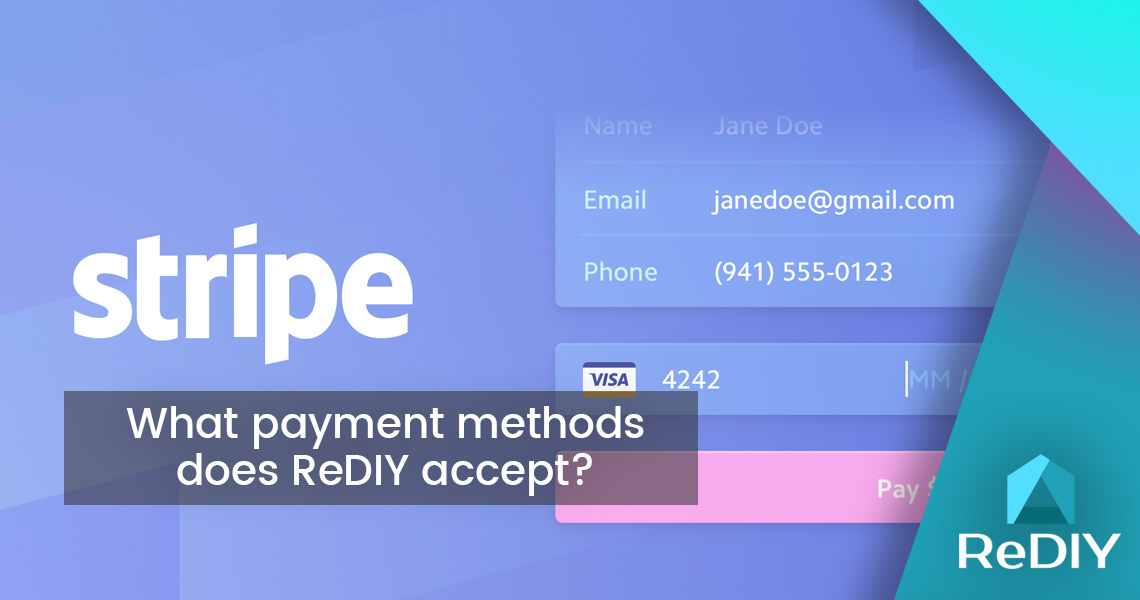 What payment methods do you accept?