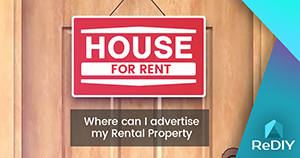 Where can I advertise my Rental Property