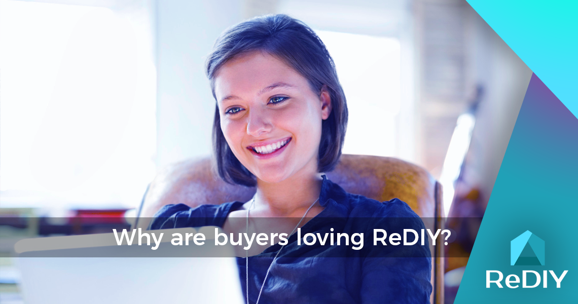 Why are Buyers loving ReDIY?