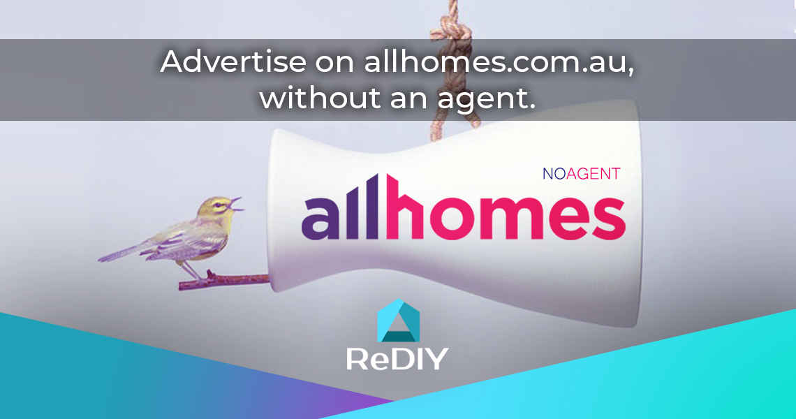 Advertise allhomes.com.au without Agent