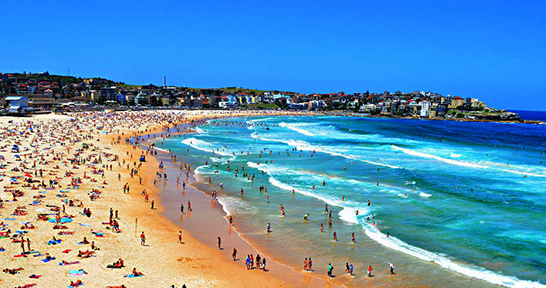Bondi Beach New South Wales