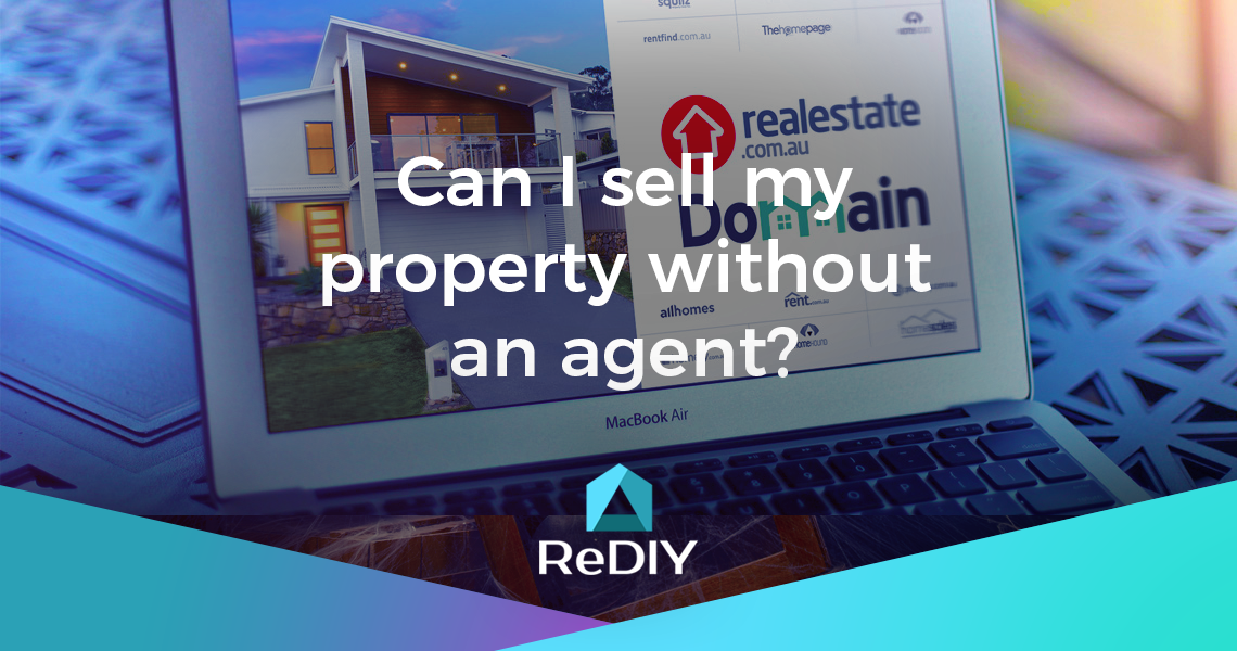 Can I sell my property without an agent?