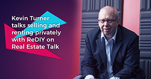 Kevin Turner talks selling and renting privately with ReDIY on Real Estate Talk